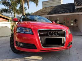 Audi A3 Sportback Vermelho
