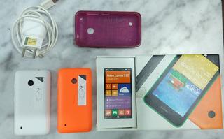 Smartphone Nokia Lumia 530 Branco