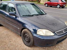 Honda Civic 1999/ Sucata Para Retirada De Peças