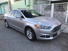 Ford Fusion 2.5 Se L4/ At 2014 Navi Qc Autos Y Camionetas