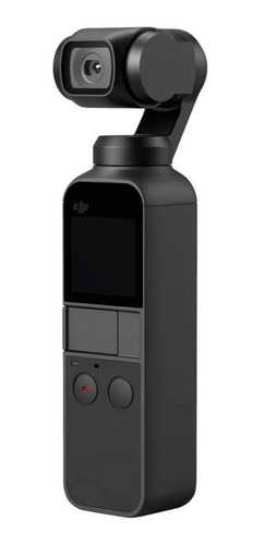Imagem 1 de 2 de Câmera sportiva DJI Osmo Pocket 4K OT110 black