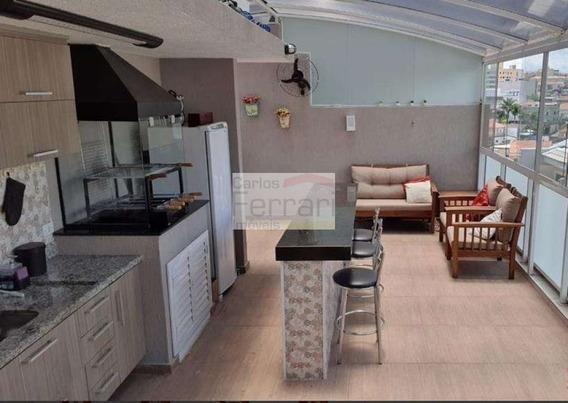 Casa Em Condomínio 3 Suítes ,2 Vagas, 180m2 Na Parada Inglesa - Cf25470