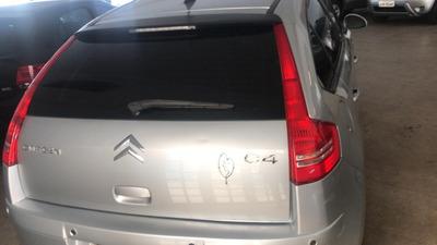 Citroën C4 2.0 Exclusive Flex 5p 2010