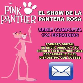 La Pantera Rosa Serie Completa Digital