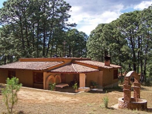 Cabaña En Venta En Tapalpa, Jalisco