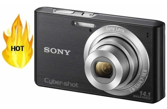 Camara Digital Sony Original Nueva 14mpx Oferta Fotografia