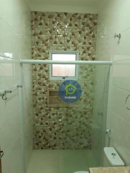 Casa Nova Com 2 Dormitórios À Venda, 100 M² Por R$ 250.000,00 - Bosque Das Laranjeiras - Bady Bassitt/sp - Ca2520