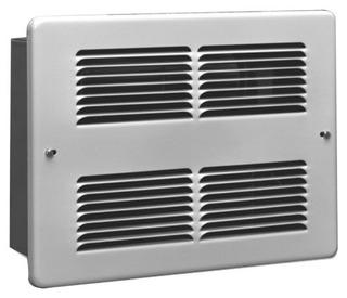 King Whf2410 Whf Series Wall Heater, 1000w / 240v, White