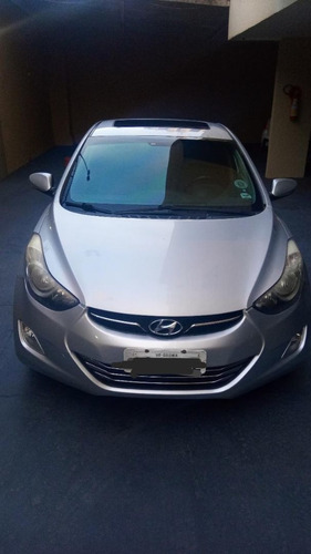 Hyundai Elantra 2012 1.8 16v Gls Aut. 4p