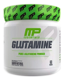 Glutamina Glutamine Powder 300g 60 Porções Musclepharm