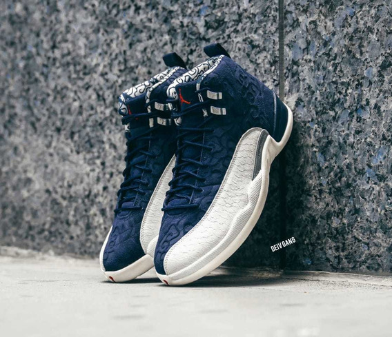 Air Jordan Retro 12 International Flight
