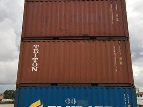 Contenedores Maritimos Usados Containers 20 Pies Nacionaliza