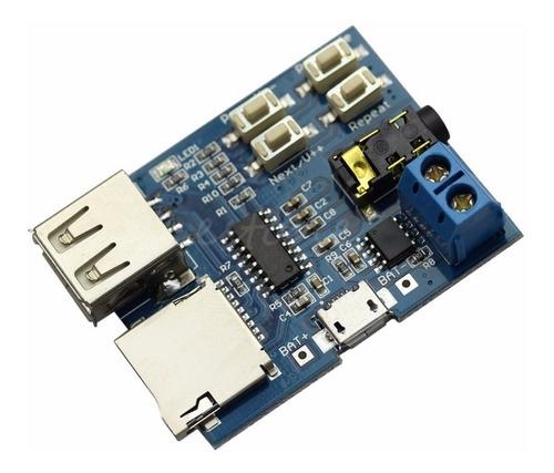 Shield Arduino | Módulo Mp3 Decodificador E Amplificador
