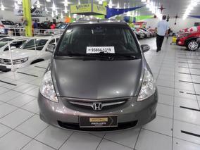 Honda Fit 1.5 Ex Aut. 5p Top De Linha.