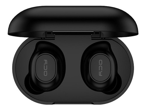 Auriculares In-ear inalámbricos QCY T9S TWS negro