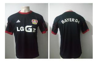 Camisa Bayer 04 Leverkusen 2012-2013-2014 LG G2 - Original
