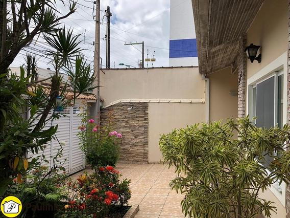Casa Térrea Com Edicula Assobradada No Centro Da Cidade - Ca03391 - 67619665