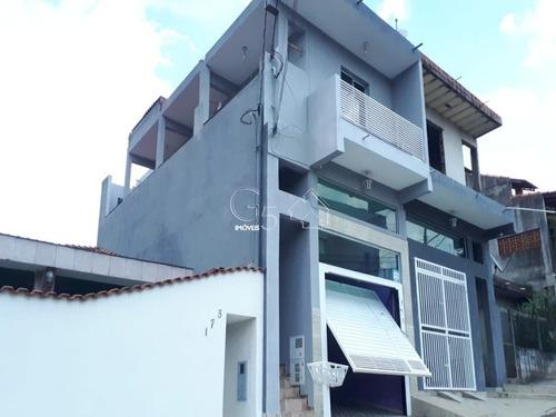 Imagem 1 de 30 de 4 Casas Em 1 Terreno Para Venda Em Caieiras - Ca00481 - 69410024