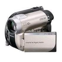 Câmera Sony Handycom