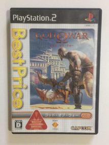 God Of War 1 Playstation 2 Ps2 Relíquia Original Legendado