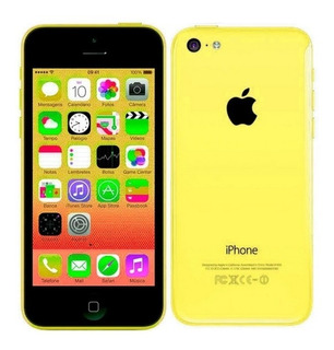 iPhone 5c 32gb Amarelo 8mp, Leia O Anúncio