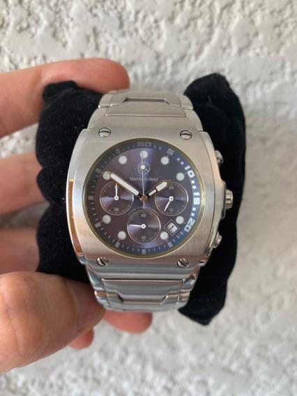 Relógio De Pulso - Mercedes Benz Cronógrafo (aço Inoxidável)