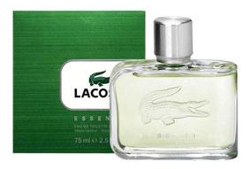 Perfume Lacoste Essential Masculino Edt 75ml Original