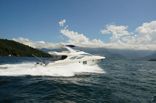 Imagem 1 de 2 de 680 Full 2012 Intermarine Azimut Ferretti Phantom Cimitarra