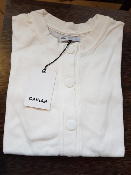 Cárdigan Caviar.