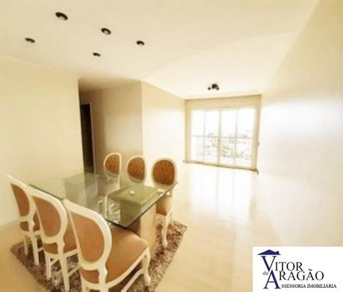 Imagem 1 de 15 de 92618 -  Apartamento 3 Dorms. (1 Suíte), Jardim São Bento - São Paulo/sp - 92618