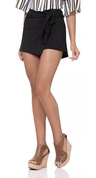 74017ffaf6e2 Short Negro De Vestir Mujer en Mercado Libre México