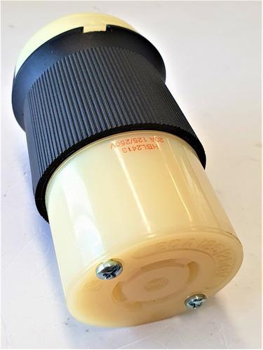 Imagen 1 de 7 de Cuerpo De Conector Hubbell Hbl2413