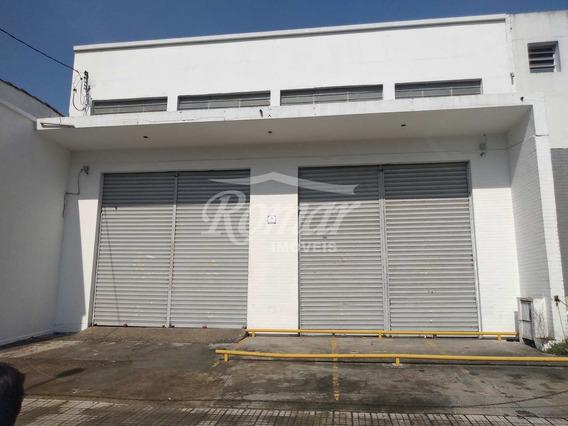 Galpão, Macuco, Santos, Cod: 645 - A645