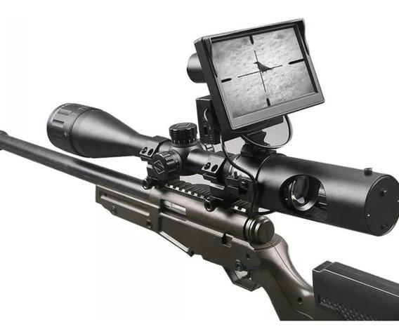 Visão Noturna Dia E Noite Riflescope Caça Riflescope Caça