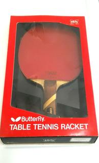 Mango Raqueta Tenis De Mesa Cresail Fl Butterfly+goma Yasaka