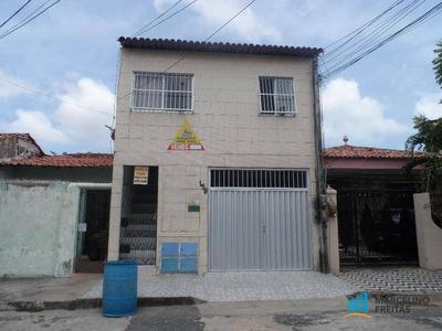Casa Residencial À Venda, Parque Araxá, Fortaleza. - Codigo: Ca1477 - Ca1477
