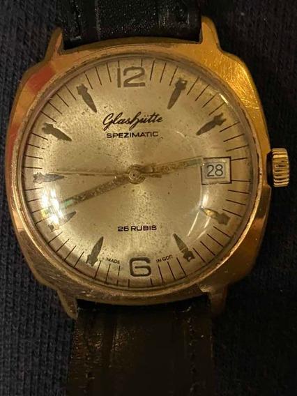 Relógio Gub Glasgütte Spezimatic