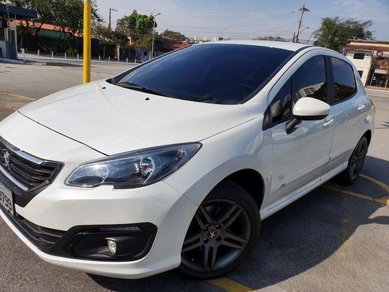 Peugeot 308 1.6 Turbo Business Unico Dono Garantia Ate 2020