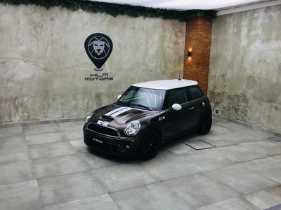 Mini Cooper S 1.6 Top Aut. 3p 2012/2013 Blind. Nv 3a Impec.