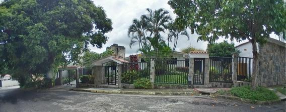 Casa Venta Lomas Del Este Valencia Carabobo 20-4464 Lf
