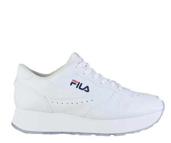 Zapatillas Fila Euro Jogger Mujer White/b