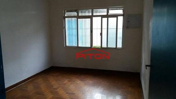Casa Com 1 Dormitório Para Alugar, 90 M² Por R$ 900,00/mês - Vila Ré - São Paulo/sp - Ca0619
