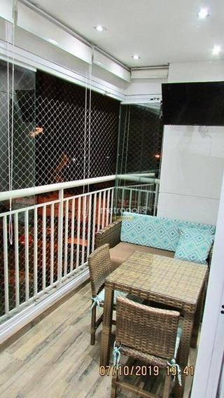 Apartamento Com 3 Dormitórios À Venda, 96 M²- Boa Vista - São Caetano Do Sul/sp - Ap4161
