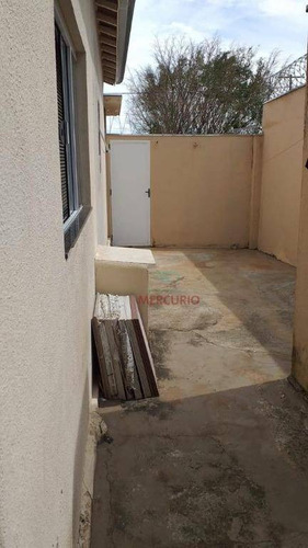 Casa Com 2 Dormitórios À Venda, 85 M² Por R$ 275.000,00 - Vila São João Da Boa Vista - Bauru/sp - Ca3417