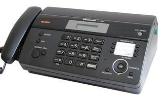 Fax Reacondicionado Panasonic Caller Id Papel Termico