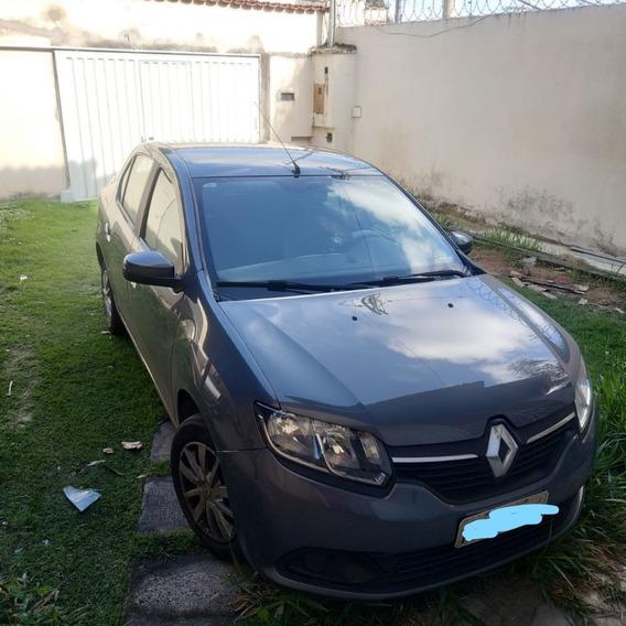Renault Logan 1.6 16v Expression Advantage Sce 4p