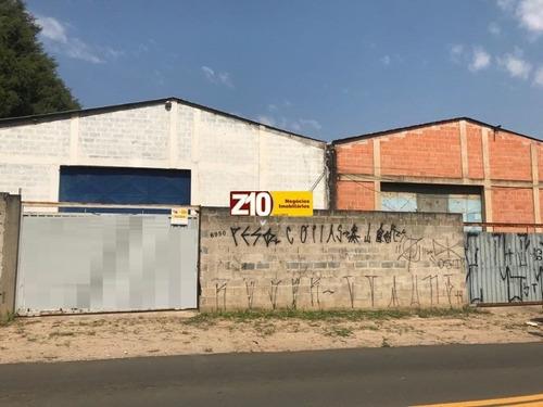 Galpão,indaiatuba, Videiras - Gl00246 - 1938461