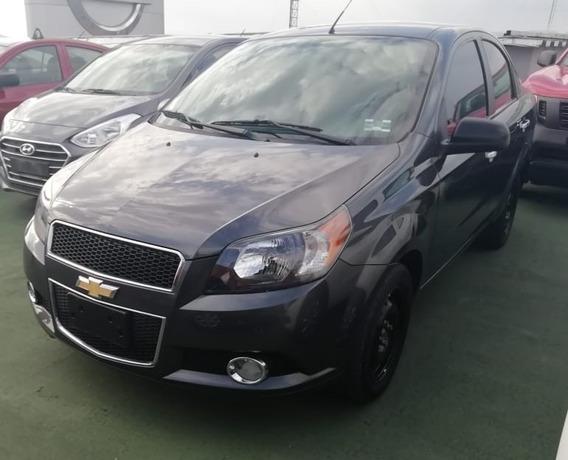Chevrolet Aveo Lt 2016 Tm