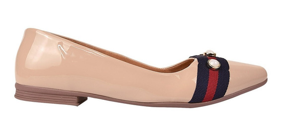 Sapatilha Sapato Feminina Chiquiteira Chiqui/5403