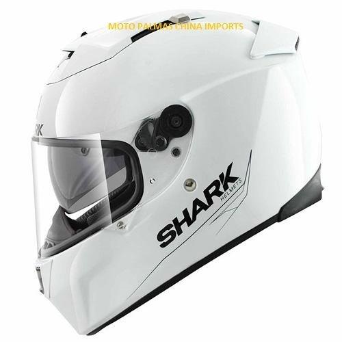 Capacete Shark Speed R Blank Whu 56